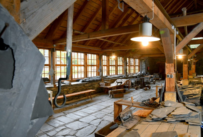 Deutsches Schiefermuseum Steinach / Thüringen